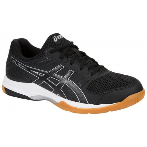 Asics Gel Rocket 8 Men Black