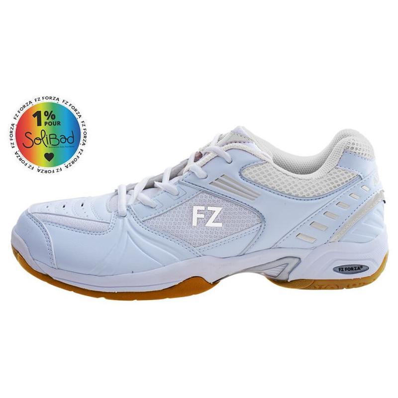 White Fierce Badminton Chaussures Women Forza qgSanpZpAw