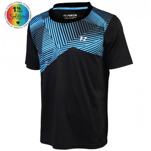 Forza Polo Cardiff Black