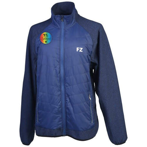 Forza Jacket Paisley Blue