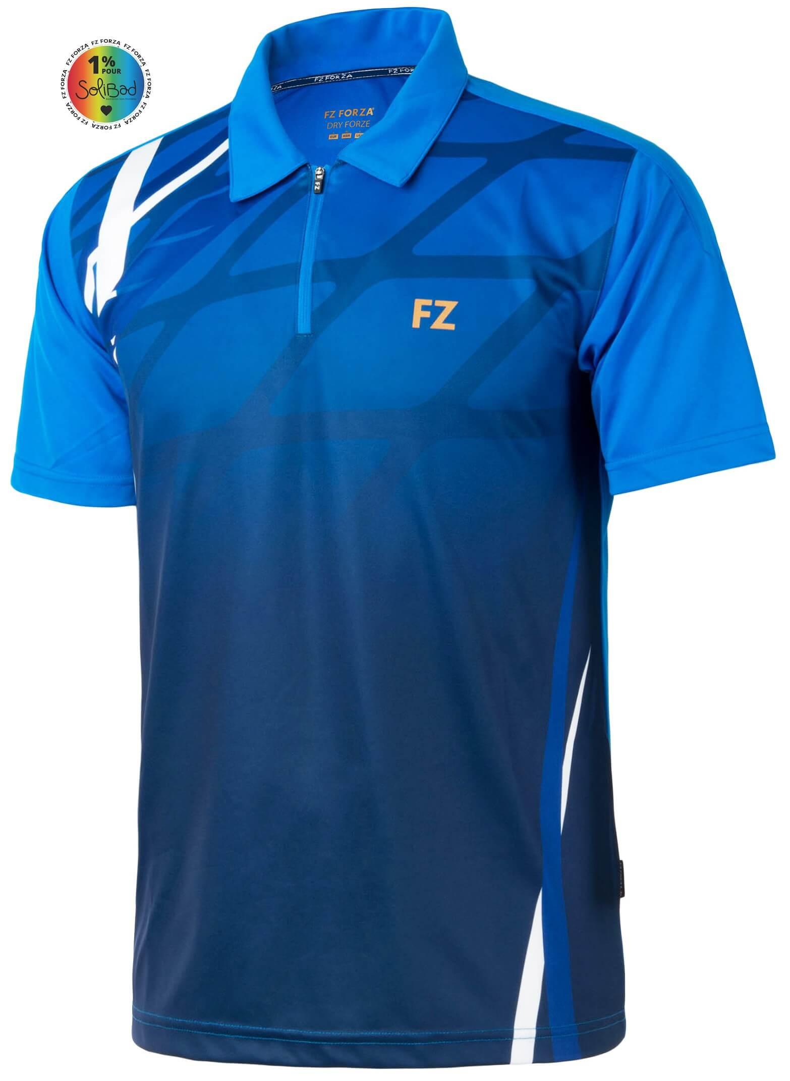 Blue Polo Gage Forza Badminton Textile A4j35RqL
