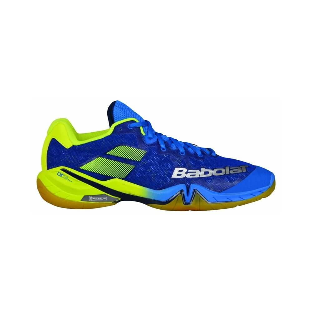 Blue Men Babolat Yellow Shadow 2018 Tour SMpUVqz