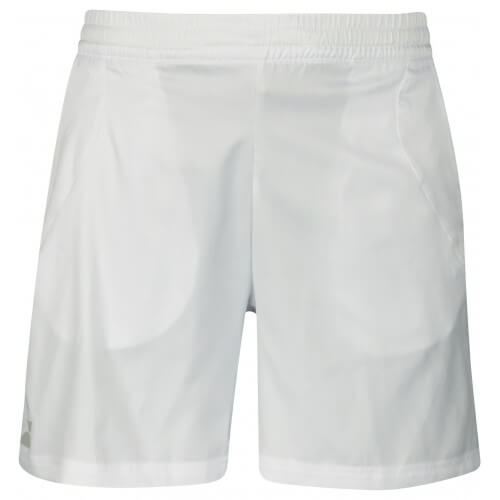 "Babolat Short Core 18 Men 8"" W Hite"