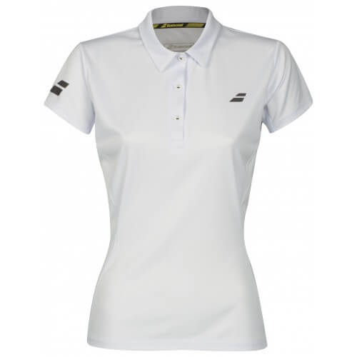 Babolat Polo Core Club 2018 Wo Men White