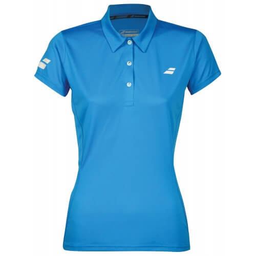 Babolat Polo Core Club 2018 Wo Men Diva Blue