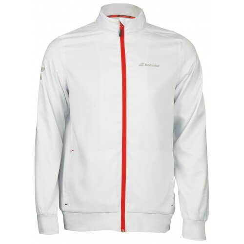 Babolat Jacket Club 18 Men White