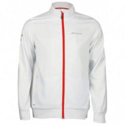 Babolat Jacket Club 18 Men White