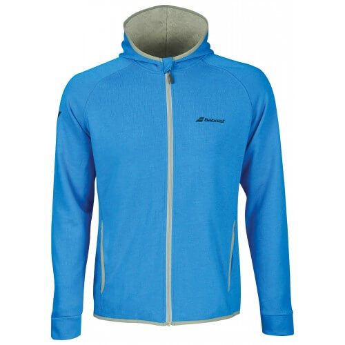 Babolat Hood Sweat Core 2018 B Oy Diva Blue