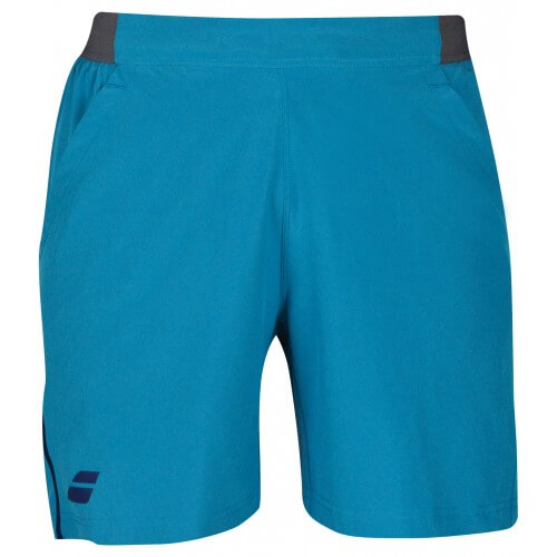"Babolat Short Perf 18 Men 7"" Mosaic Blue"