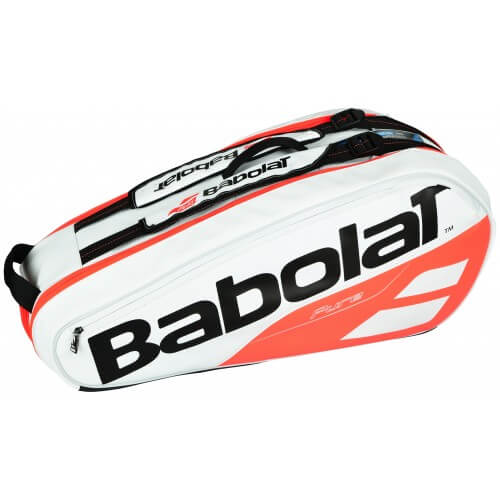 Babolat Rhx6 Pure 2018 White Red