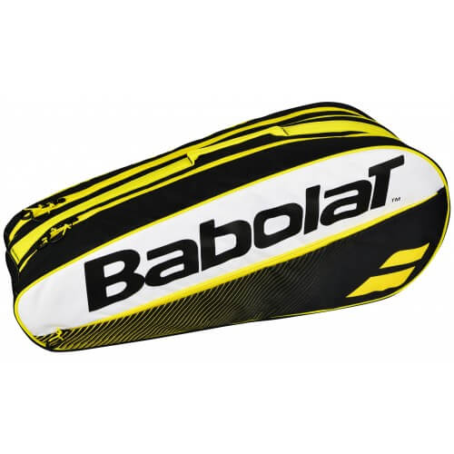 Babolat Racket Holder Classic Club 18 Yellow