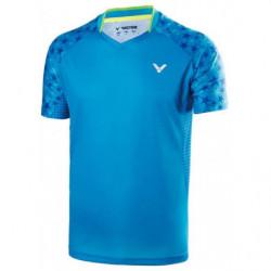 Victor Tee Shirt Men 70019 Blu E