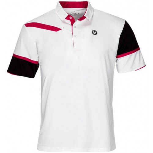 Oliver Polo Rio Men White