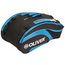 Oliver Triple Bag XL Black Blue