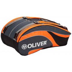 Oliver Triple Bag Xl Grey Orange
