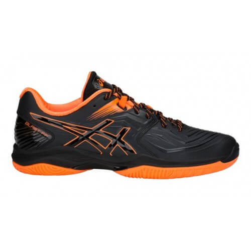 Asics Gel Blast Ff Black Shocking Orange