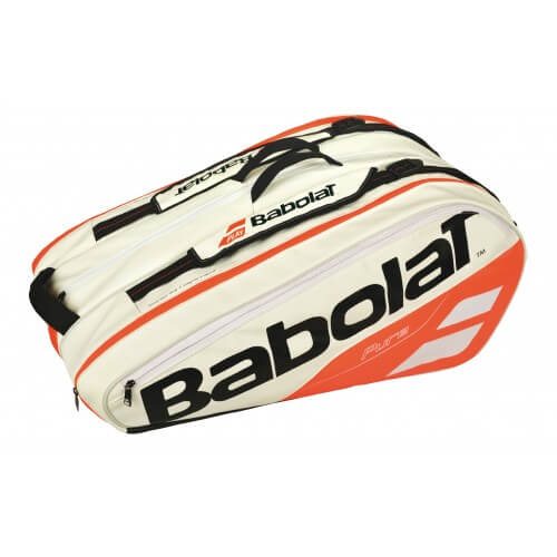 Babolat RHX12 Pure 2018 White Red