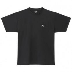 Yonex TShirt Plain Black