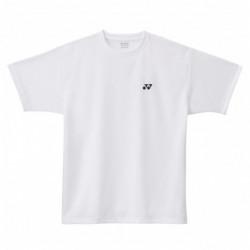 Yonex TShirt Plain White