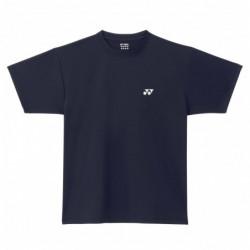 Yonex TShirt Plain Navy Blue
