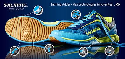 Salming Adder Technologies