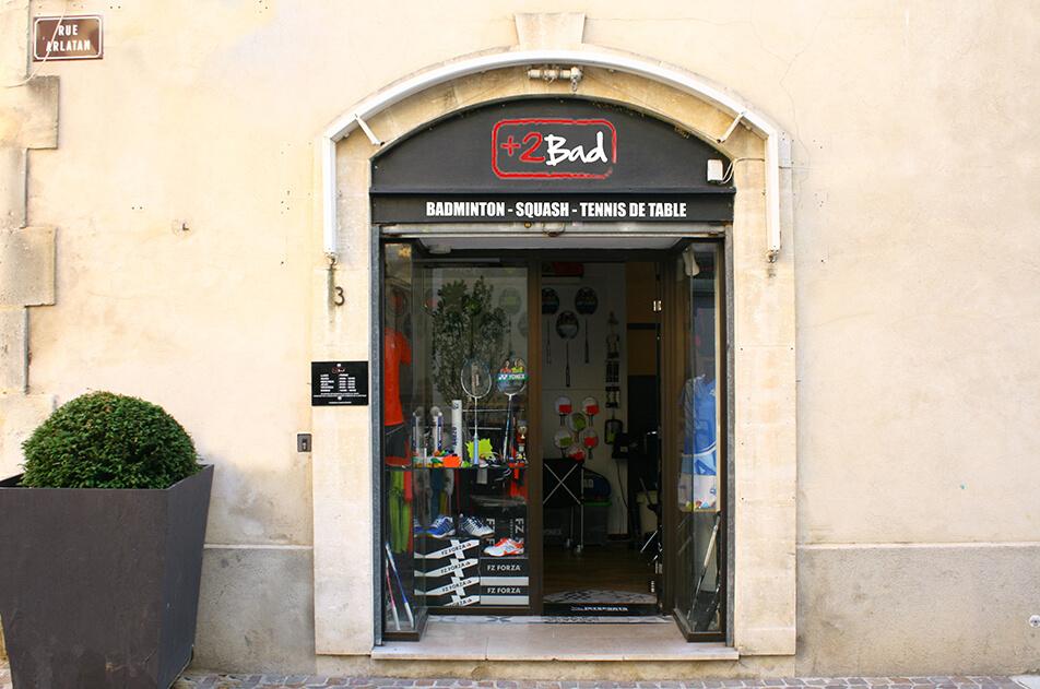 Magasin badminton +2Bad Provence (Salon-de-Provence)