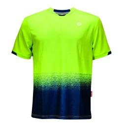 Oliver Arona T-shirt Men Green-Blue