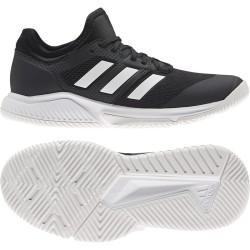 Adidas Court Team Bounce W Black Silver