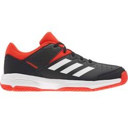 Adidas Court Stabil Junior Black/Red