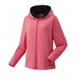 Yonex Warm-up Jacket Women 57058 Coral Red