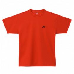 Yonex TShirt Plain Red