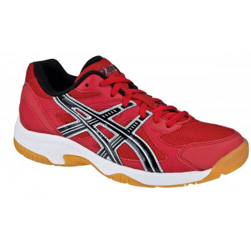 Asics Gel Doha Red Black