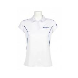 Babolat Polo Match Core Women 14 Blanc