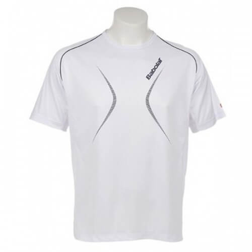 Babolat Tee Shirt Boy Club White 12
