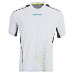 Babolat Tee-Shirt Match Perf Boy 2015 Blanc