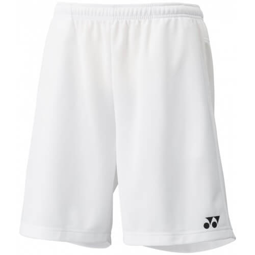Yonex Short Team Men 15038 White