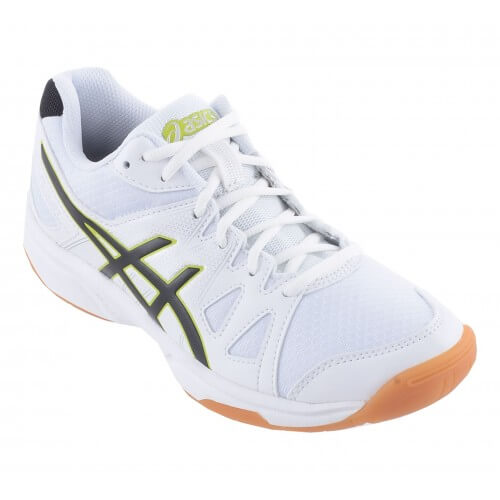 Asics Gel Upcourt White Black Silver