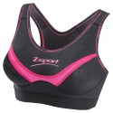 Zsport Brassière Soft Touch Black