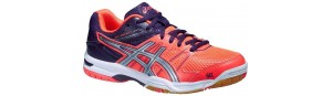 Asics Gel Rocket 7 W Flash Coral