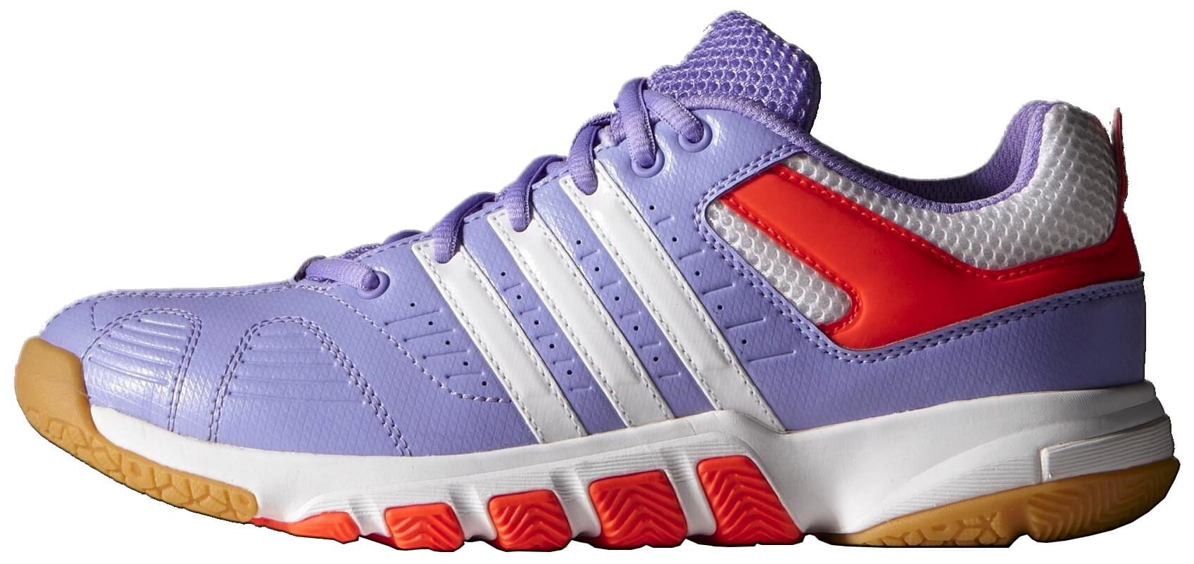 Chaussures Adidas Quickforce 5 men rouge