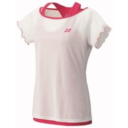 Yonex Cap Sleeve Tour Elite Women 20288 White