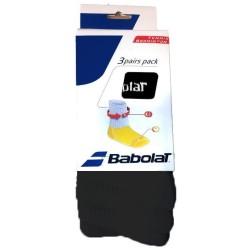 Babolat 3 Pairs Pack Black