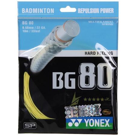 Yonex BG80LD Lin Dan Garniture