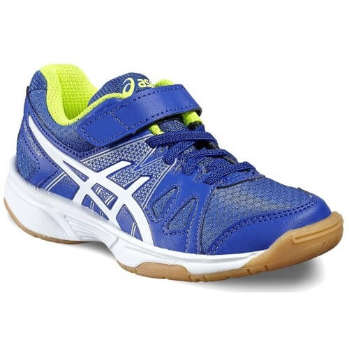 Asics Gel Pre Upcourt Blue White Yellow