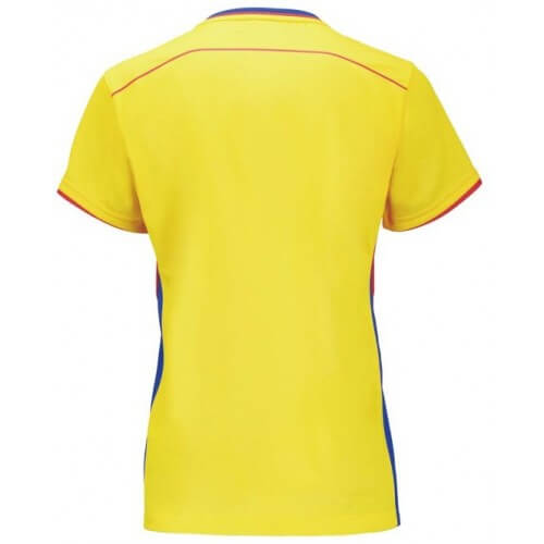 Victor Tee Shirt 6604 Women Yellow dos