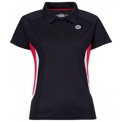 Oliver Polo Mexico Women Black Red