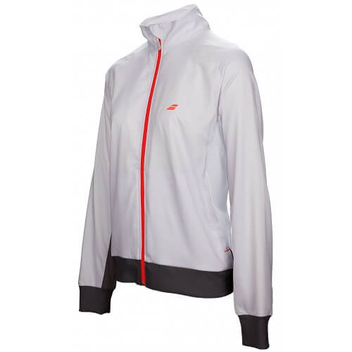 Babolat Jacket Core Club Girl Blanc