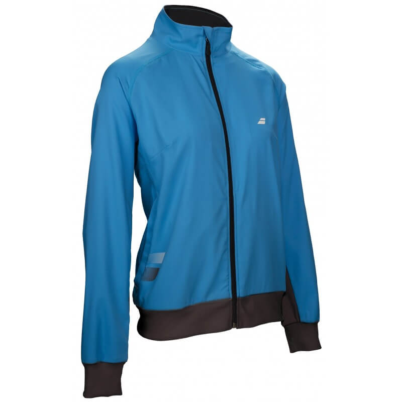 Babolat Jacket Core Club Girl Bleu