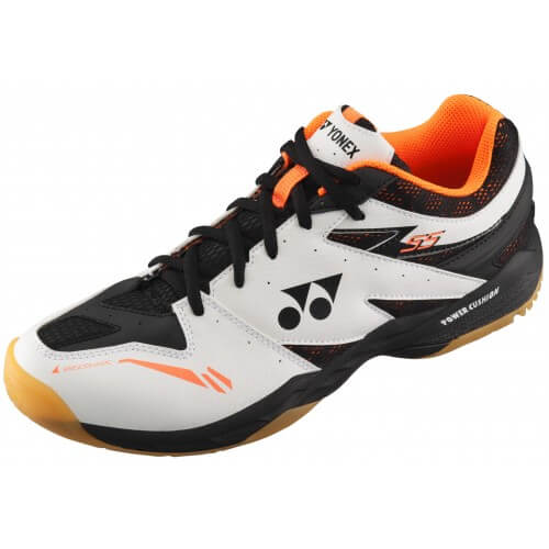 Yonex PC 55 Men White Orange