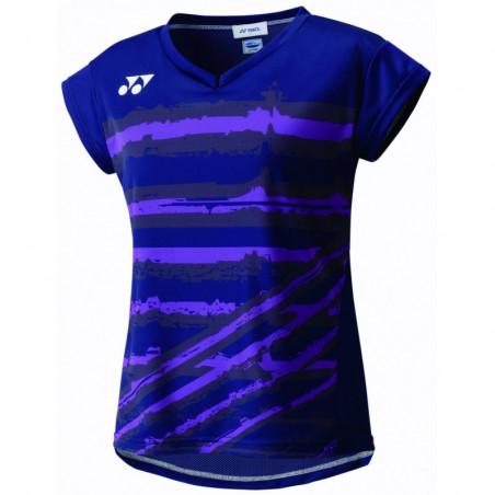 Yonex Polo Tour Elite 20349 Women Dark Purple